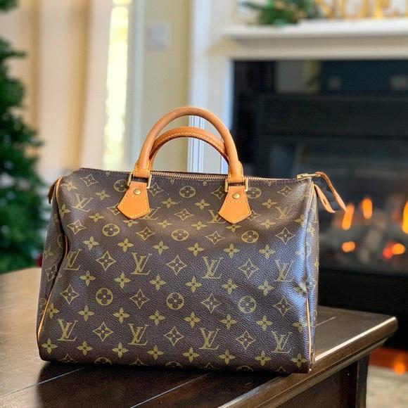 e78a8e6e744 Louis Vuitton Handbags - 2003 Louis Vuitton Speedy 30! EUC